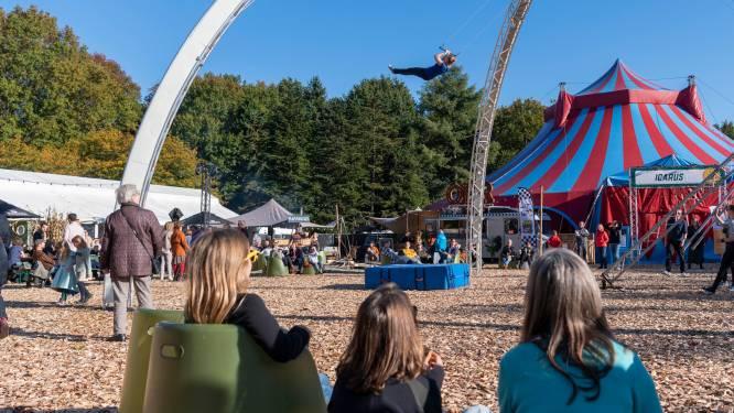 Festival Circolo verrast en verwondert: 'Gewoon gaan zitten en genieten'