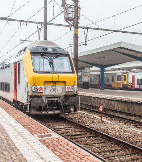 Le trafic est rétabli à Charleroi-Sud mais des retards sont à prévoir