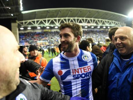 Cultheld Will Grigg schiet Manchester City uit de FA Cup