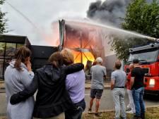 Buren van Fire-Up zijn 'als de dood' voor een nieuwe brand op bedrijventerrein in Oisterwijk