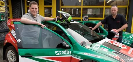 Rob van Kuringe uit Esch stopt met autocrossen