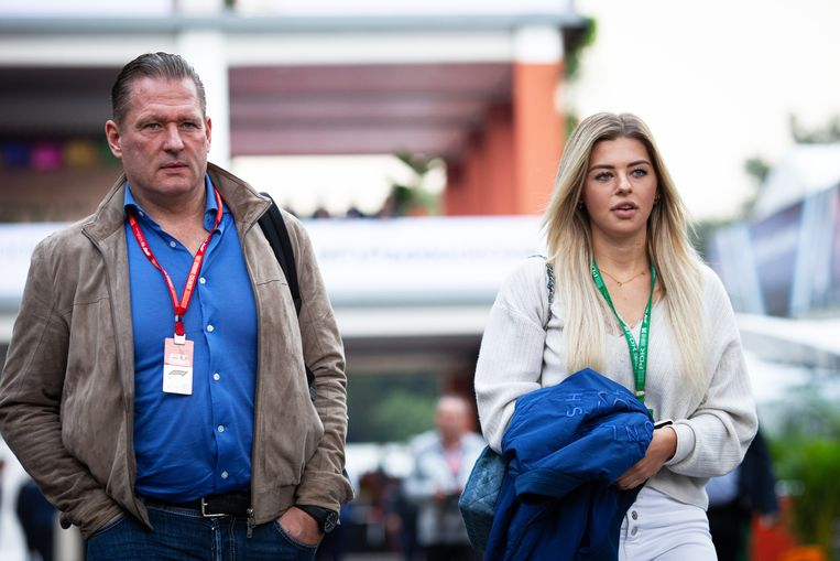 Dit is het zusje van Max Verstappen: Victoria-Jane Beeld Hollandse Hoogte / PA Images  /