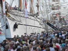 Tweede dag Sail trekt ruim 400.000 bezoekers