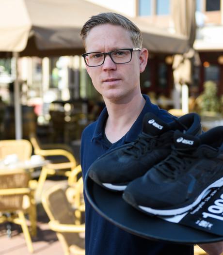 Kelner Niek uit Haaksbergen is verslaafd aan hardlopen: 'Het bestaat echt'