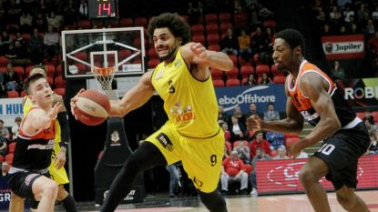 Oostende deelt leiding in EuroMillions Basket League met Antwerp na zege tegen Brussels