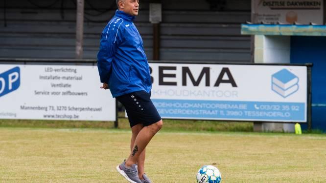 """Joeri Coomans (39) debuteert als coach bij de ambitieuze tweedeprovincialer FC Averbode-Okselaar: """"Trainerschap brengt altijd extra druk met zich mee"""""""
