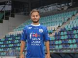 Estse spits Rauno Sappinen gearriveerd bij FC Den Bosch