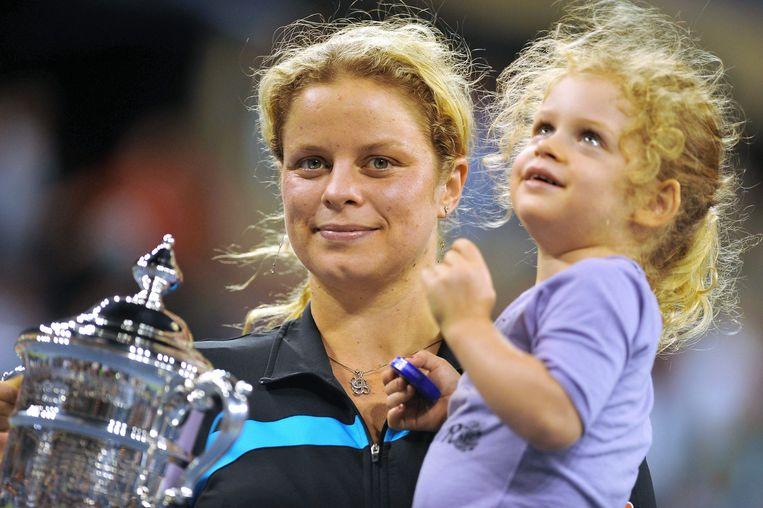 In 2010 won Clijsters de US Open - voorlopig - voor het laatst.