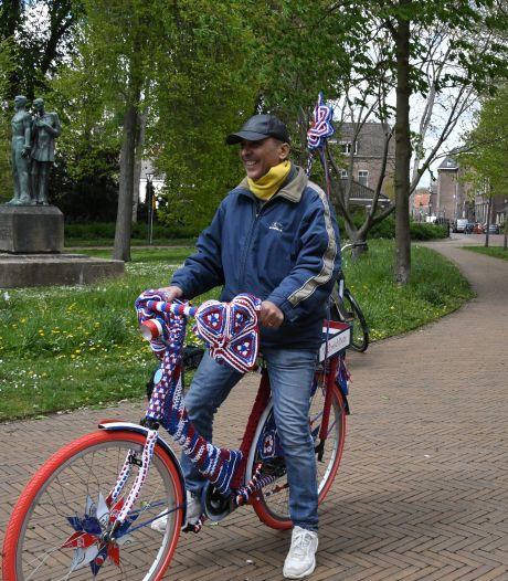 Op deze fiets trapt Toufek eindelijk écht naar de vrijheid