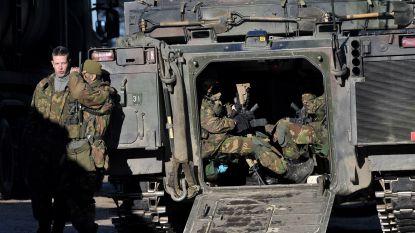 Twee militairen zwaargewond bij oefening in Duitsland