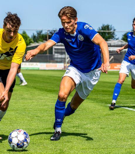 Osse FC Den Bosch-verdediger Teun van Grunsven vertrouwt nu weer op zijn eigen lijf