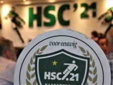 Pastoor helpt HSC'21 aan eeuwfeest