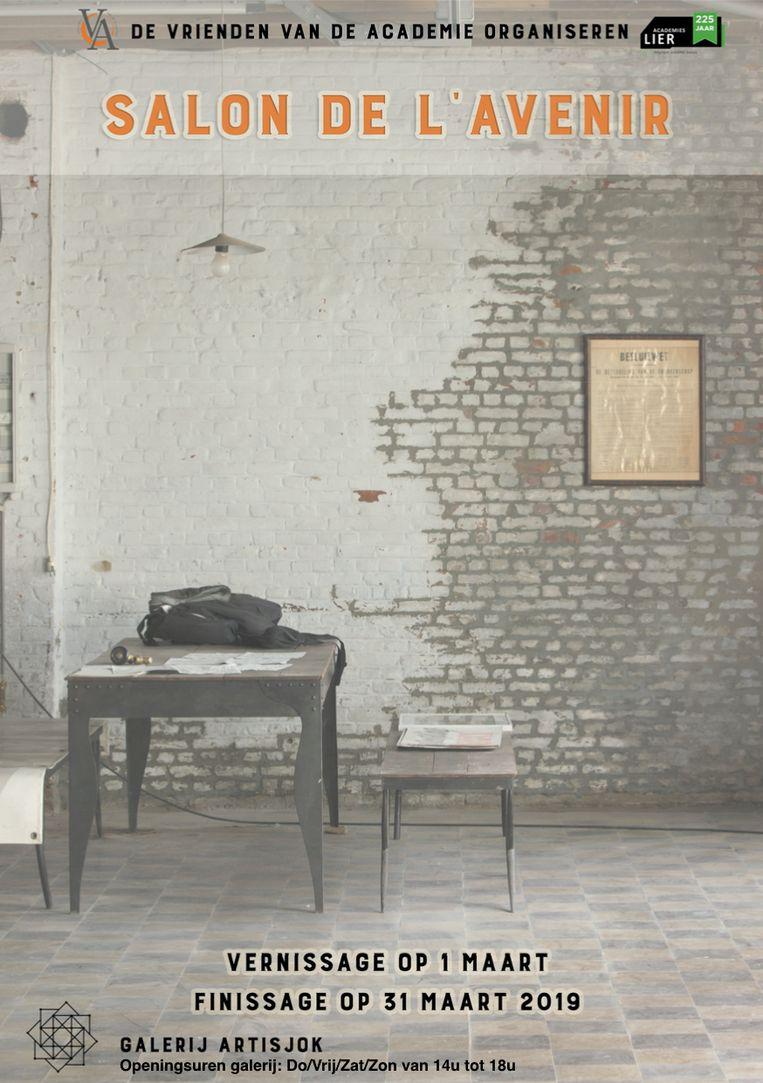 De expo Salon de l'Avenir loopt heel de maand maart.