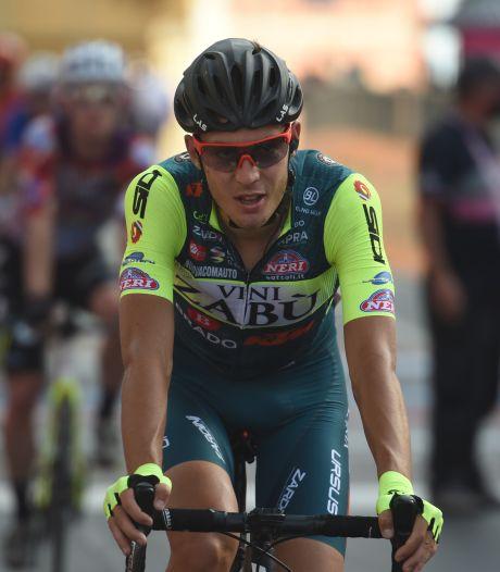 Spreafico test positief op verboden middel en moet Giro verlaten