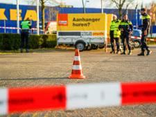 Schietpartij tegenover IKEA in Son nog niet opgelost: opgepakte Schiedammer blijkt niet de schutter