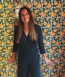 Celine Stolk studeert nog steeds in Spanje.