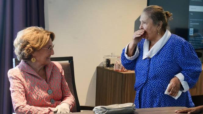 Prinses Margriet opent vernieuwd verpleeghuis Het Woolde waar het een 'doel is om van elke dag een feest te maken'