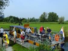 Watertaxi Natuurmonumenten boekt recordseizoen: 1.500 passagiers meer