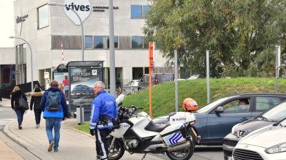 Valse bommelder jaagt 1.300 collega-studenten op straat in Kortrijk en Roeselare