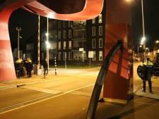 Hooligans Utrecht en Feyenoord uit op confrontatie in Ondiep tijdens wedstrijd DHSC
