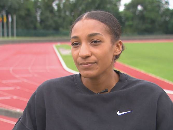 """Nafi Thiam trekt met vertrouwen naar Olympische Spelen: """"Ik ben beter dan vijf jaar geleden in Rio"""""""