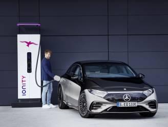 Futuristischer dan een Tesla: de Mercedes EQS