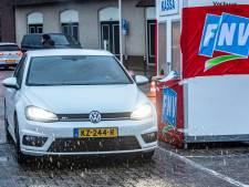 Staking in Boxmeer: maandag met je auto door de staakstraat