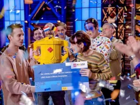 Kijkcijferhit! 1,4 miljoen kijkers zien exen Lola en Jan Lego Masters winnen