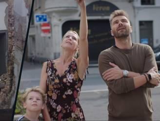 """PREVIEW. 'Blind Gekocht'-kandidate Linda en zoontje Daan overleefden de gasexplosie op de Paardenmarkt: """"Oorlog, dacht ik"""""""