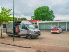 Bloed aangetroffen na inbraak in bedrijfsbus Doorwerth