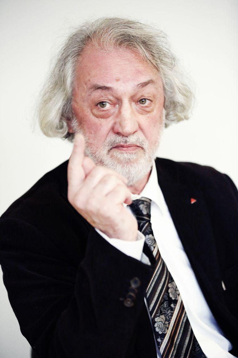 José Daras (Ecolo): 'Ik ben er geen voorstander van dat de groenen direct voor de oppositie kiezen.' Beeld BELGA