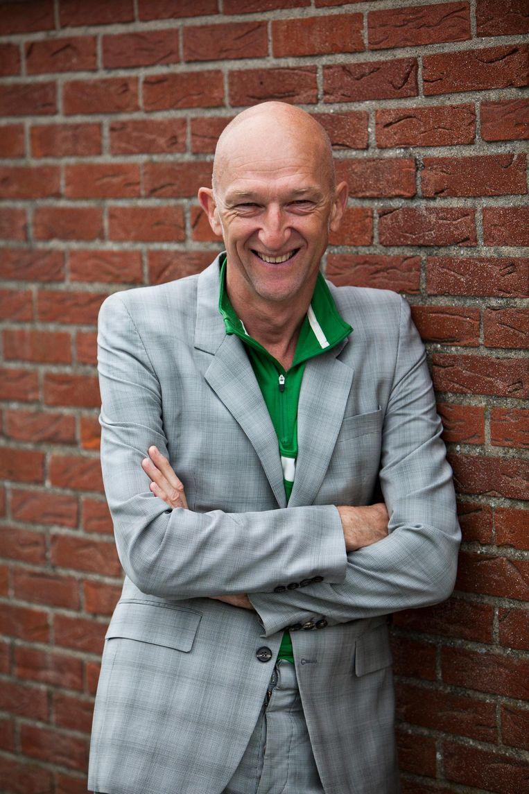 Wilfried de Jong presenteert Nooit meer Slapen op NPO Radio 1 Beeld anp