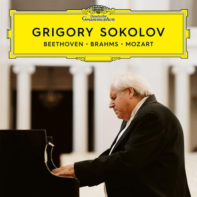 Grigory Sokolov. Beeld Trouw