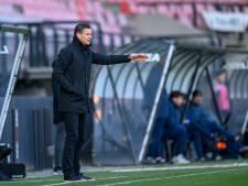 NEC-trainer niet onder de indruk: 'Als ik thuis naar deze wedstrijd had gekeken, had ik de televisie uitgezet'