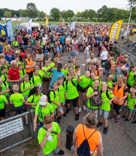 Organisatoren Nijverdalse wandelvierdaagse houden weer goed in de gaten