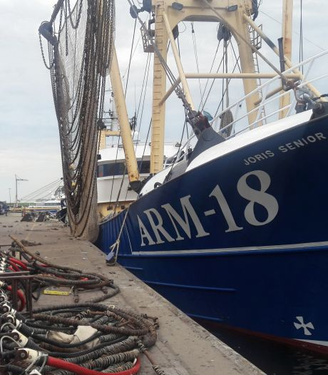 Zeeuwse vissers overvallen door Vlaams pulsverbod