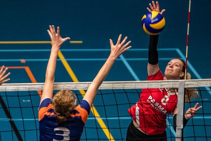 WIK Steenderen was de positieve uitzondering van het volleybalweekend.