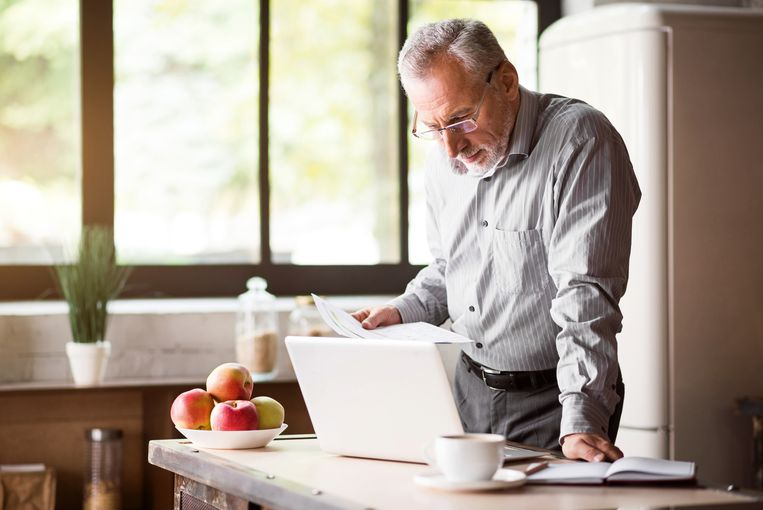 Meer dan drieduizend ondernemers die vorig jaar 65 werden, hebben hun pensioen niet opgenomen.