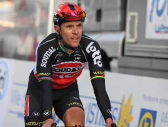 KOERS KORT. Gilbert rijdt onder meer Milaan-San Remo en E3 - Bernal start in Strade Bianche, Moscon niet