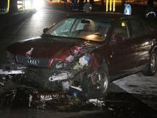 Stroomstoring na crash op Erpseweg in Boekel
