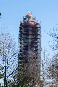 Nieuw onderzoek naar kankerverwekkende verf op vuurtoren Haamstede