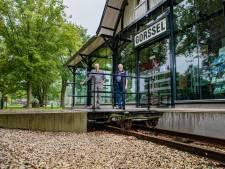 Het tramstation van Gorssel is een dame, een schoonheid
