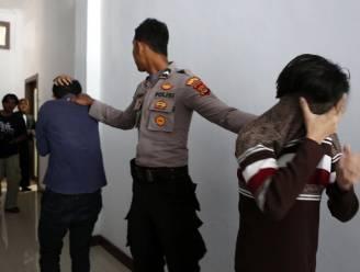 Homokoppel veroordeeld tot 85 zweepslagen