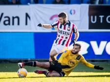 Rode El Allouchi accepteert straf en is twee wedstrijden geschorst