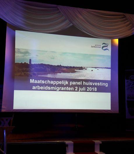 Constructieve start maatschappelijk panel huisvesting arbeidsmigranten in Aalst