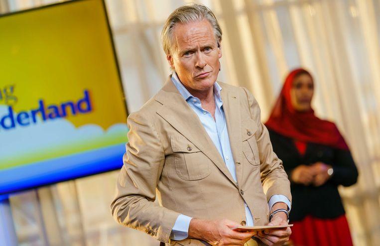 Jort Kelder introduceerde als hoofdredacteur van Quote de bekende ranglijst van de rijkste mensen van Nederland. Beeld ANP