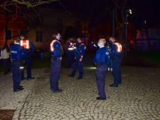 La police dissout un rassemblement d'une centaine de jeunes à la sortie des classes à Namur