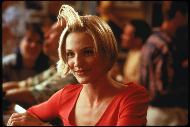 Cameron Diaz in There's Something About Mary (1998) Beeld IMDB