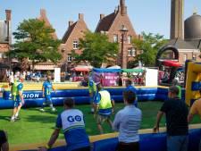 Proeven aan sport en cultuur bij Open GO-dag in Waalwijk: publiek kan kiezen uit groot aanbod