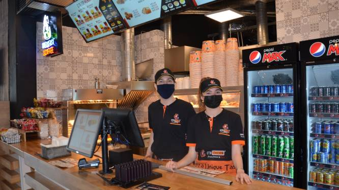 Nieuwe vestiging Chitir Chicken in Ninia al open voor takeaway
